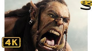 Дуротан против Гул'дана | Варкрафт | 4K ULTRA HD