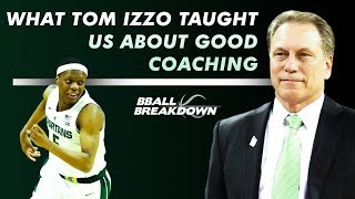 Was Tom Izzo's Tirade At Aaron Henry Justified?