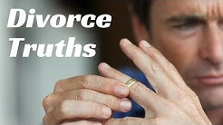 Truth About Divorce - What Do Men Need To Know?