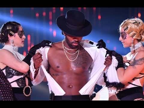 Jason Derulo - Goodbye (Feat. Nicki Minaj) MTV EMAs 2018