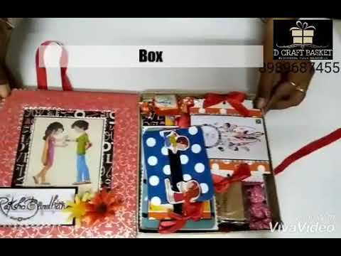 Rakhi Combo Gift/ Rakshabandhan surprise/for special brother