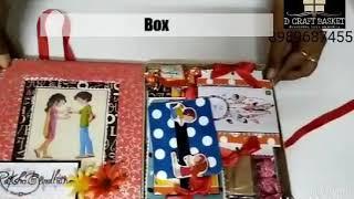 Rakhi Combo Gift/ Rakshabandhan surprise/for special brother