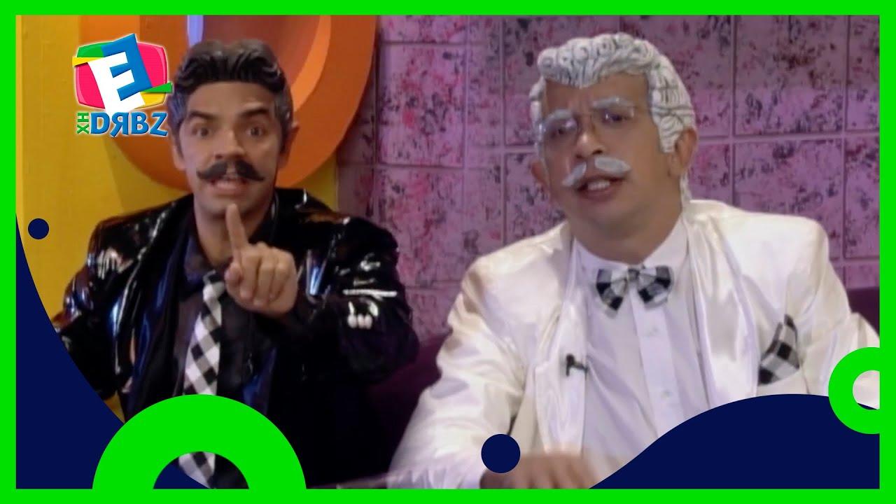 ¡Las 5Herencias mas grandes de la televisión mexicana!   XHDBZ   Distrito Comedia