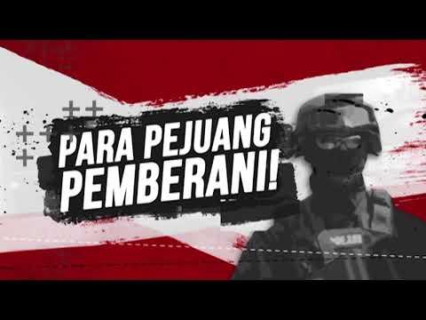 "RCTI Promo ""SASUKE NINJA WARRIOR INDONESIA"" Episode 3 Polisi"