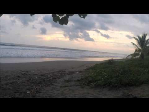 Fast Sunset in Panama 2