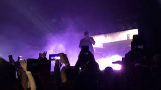 NF - Therapy Session Tour 2017 - first verse of Therapy Session