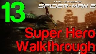 Amazing Spider-Man 2 Walkthrough Part 13 - The Green Goblin | WikiGameGuides