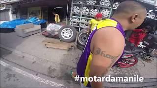REPARER MON PNEU DE MOTO POUR 1 EURO | | MOTARD A MANILE  009