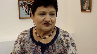 В Гае открылась выставка вышивки В.И. Титовой