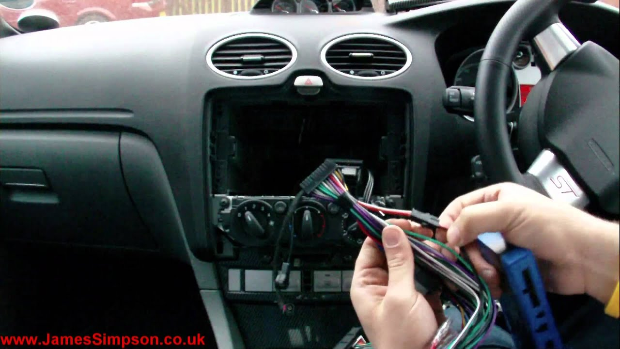 wiring diagram for parrot ck3100 1998 ford expedition fuse panel and location musiconnect non sot lead mki9200 review focus