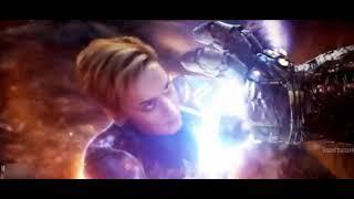#EndGame Captain Marvel VS Thanos | Theater Reaction | Marvel Club