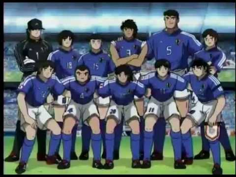 Captain Tsubasa Road to World Cup 2002 - Storm Retouched