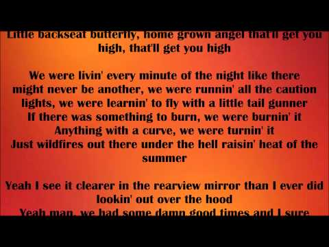 Hell Raisin' Heat of the Summer - Florida Georgia Line Lyrics