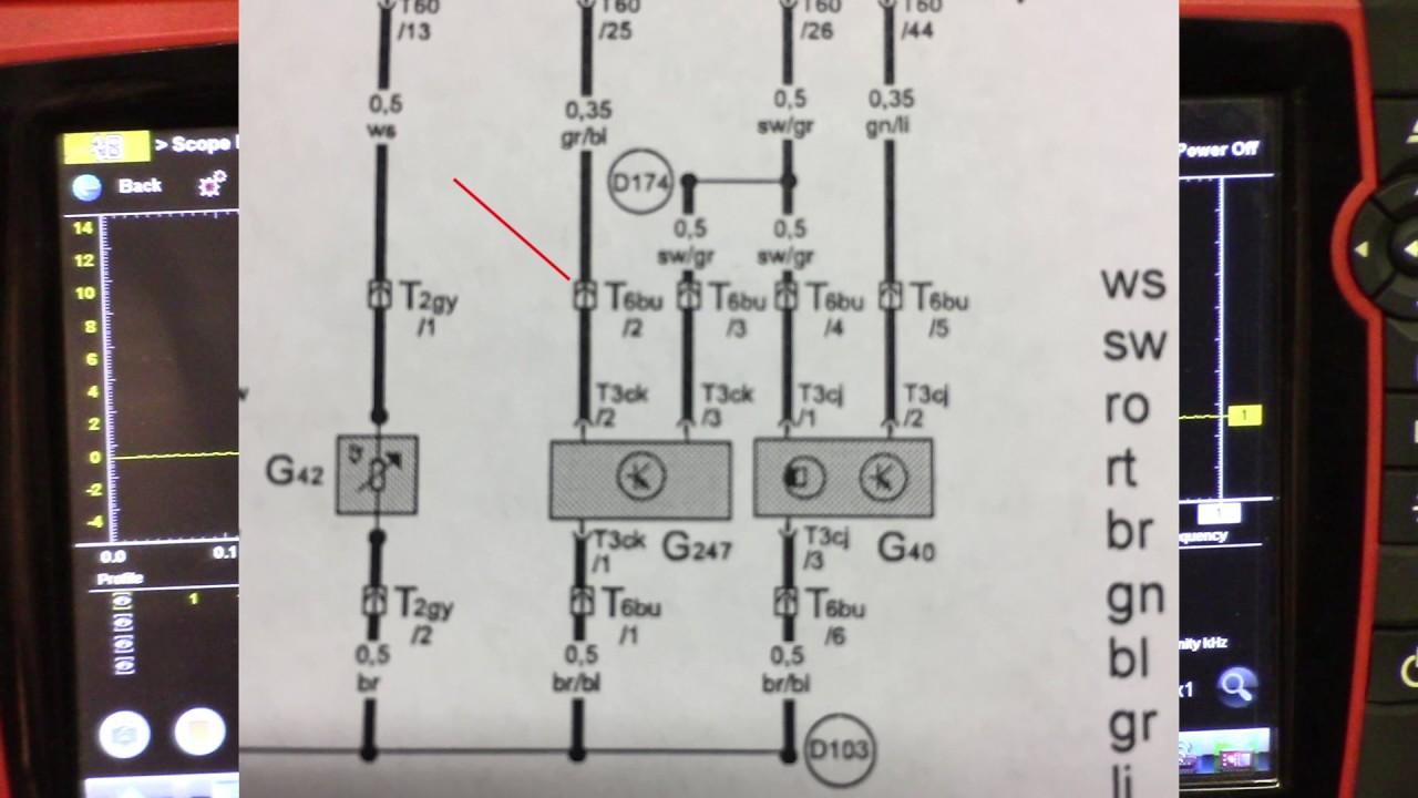 Ac Pressure Switch Wiring Diagram 2006 Volkswagen Passat 2 0t No Power P0190 Fuel Rail