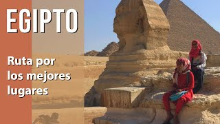 EGYPT travel / EGIPTO turismo, historia, templos, crucero por el Nilo. Tourism visit tour 2013 HD Travel Video