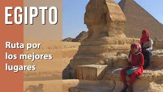 EGYPT travel - EGIPTO turismo / tourism, historia, templos crucero Nilo cruise tour visit viajes ver