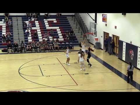 Perry High School Girls Varsity Basketball vs Highland 12-01-2017