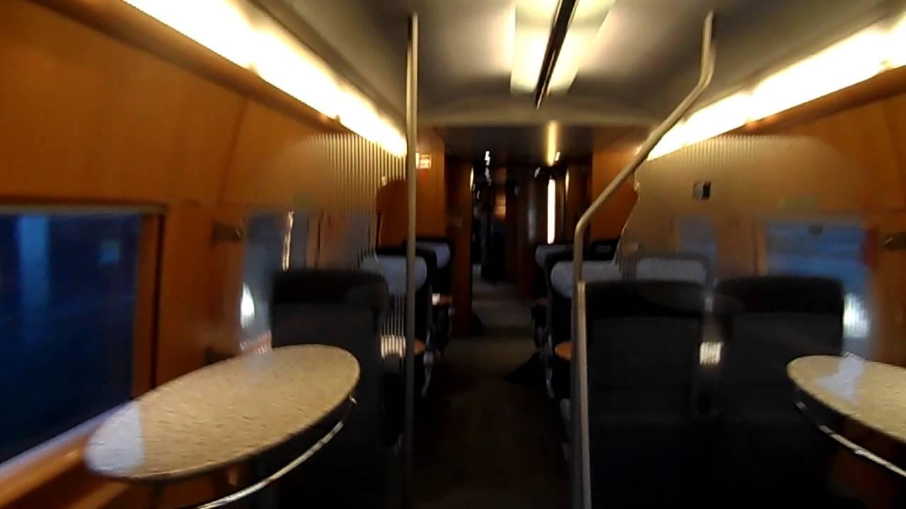 DB ICE 4601 van binnen I HD - YouTube