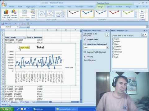 Mr Excel & excelisfun Trick 38: Weekly Report Formula or Pivot Table?