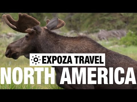 North America - Wonderland of Nature Vacation Travel Video Guide (episode 2)