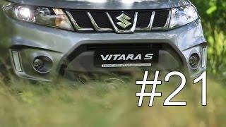 видео Suzuki Vitara: новая концепция