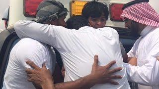 سعوديون خرجوا لرحلة صيد فتاهوا في البحر 3 أيام.. هكذا واجهوا العطش وجفاف الجسم وأصوات القصف المخيفة