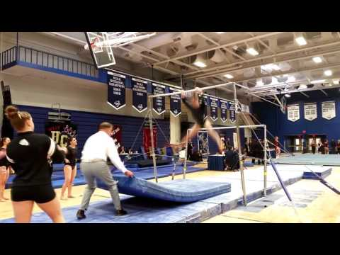Ursinus Gymnastics 2016 NCGA East Highlights