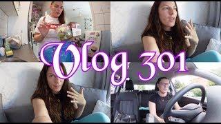 Food Haul l Warum gibt es weniger Vlogs? l Info zu meiner Wunde  l Vlog 301