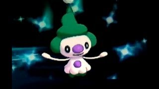 (Dancing Clown) Shiny Mime Jr in Reflection Cave in Pokémon X!