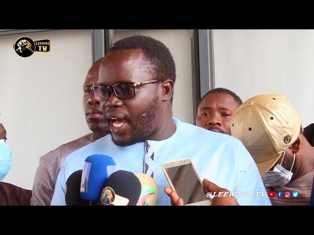 ⛔  Exclusif: les promoteurs refusent la proposition du Ministre des Sports et du CNG, sauf .....