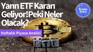 Bu Hafta Bitcoin ve Altcoin Fiyatları Ne Olur? | Haftalık Piyasa Analizi (20 Mayıs 2019)