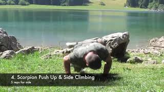 Primitive Functional Movement for Power Workout