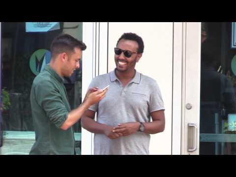SURPRISING ETHIOPIANS IN DC // ኢትዮጵያ በውስጤ.