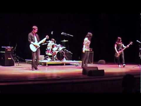 BreakFall Band performing