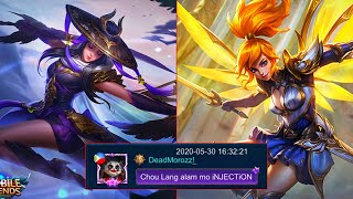 Download lagu iNSECTiON CHOU FREESTYLER Play Fanny ?   iNSECTiON Fanny Montage •MLBB