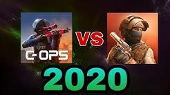 Critical Ops VS Standoff 2  [2020]