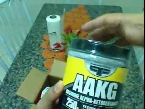 defect AAKG arginine