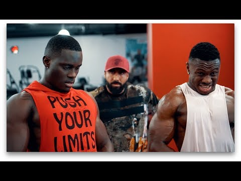[Road To MuscleMania] Episode 8 : Philippe & Reggie