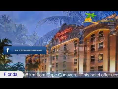Hampton Inn Cocoa Beach - Cocoa Beach Hotels, Florida