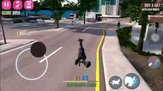 Goat simulator: how to get tornado goat ios / android