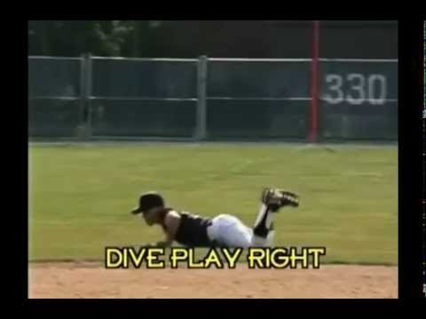 Shortstop Dive Play Drill