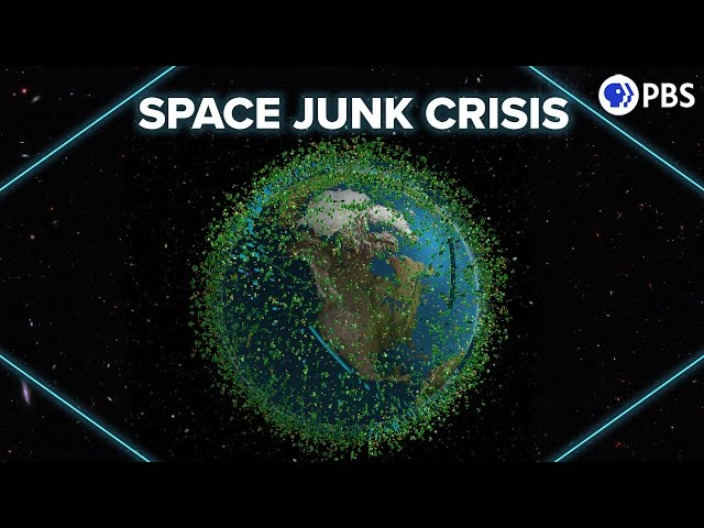 The (Slow) Crisis Of Space Junk