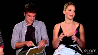 "Co-Star Connections With the Cast of ""The Hunger Games: Catching Fire"" (Part 2)"
