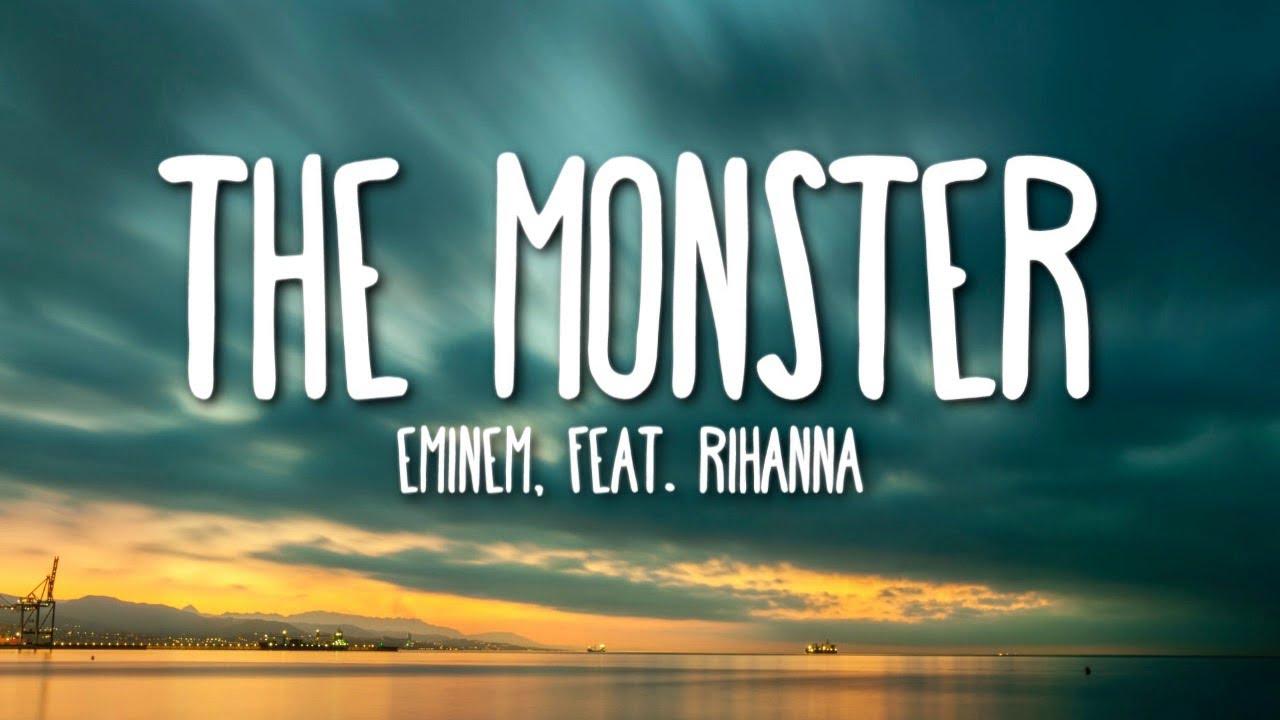 Download Eminem ft. Rihanna - The Monster (Lyrics) 🎵