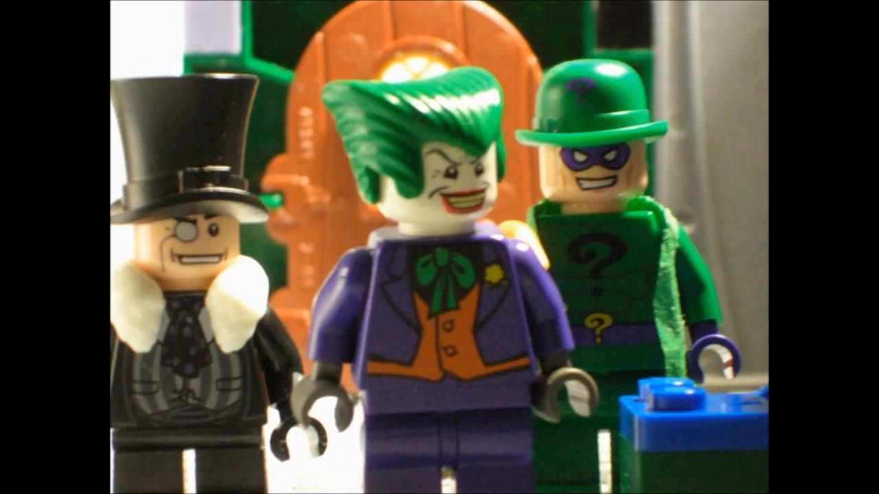 (S4E13) THE LEGO BATMAN ADVENTURES: CITY UNDER SIEGE - YouTube