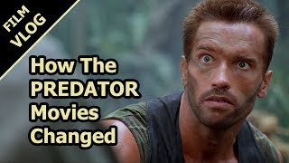 How The Predator Movies Changed Over Time