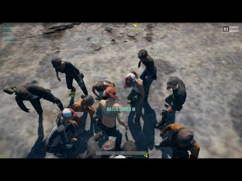 Playing Songs in PUBG lobby