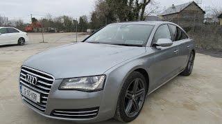 Review & Test Drive: 2012 Audi A8 Executive SE 3.0 TDI