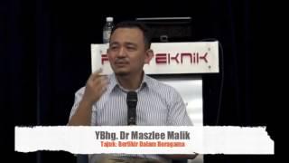 Kenapa Saya Dulu Tak Suka Orang Agama | DR MASZLEE MALIK