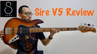 Sire V5 Review
